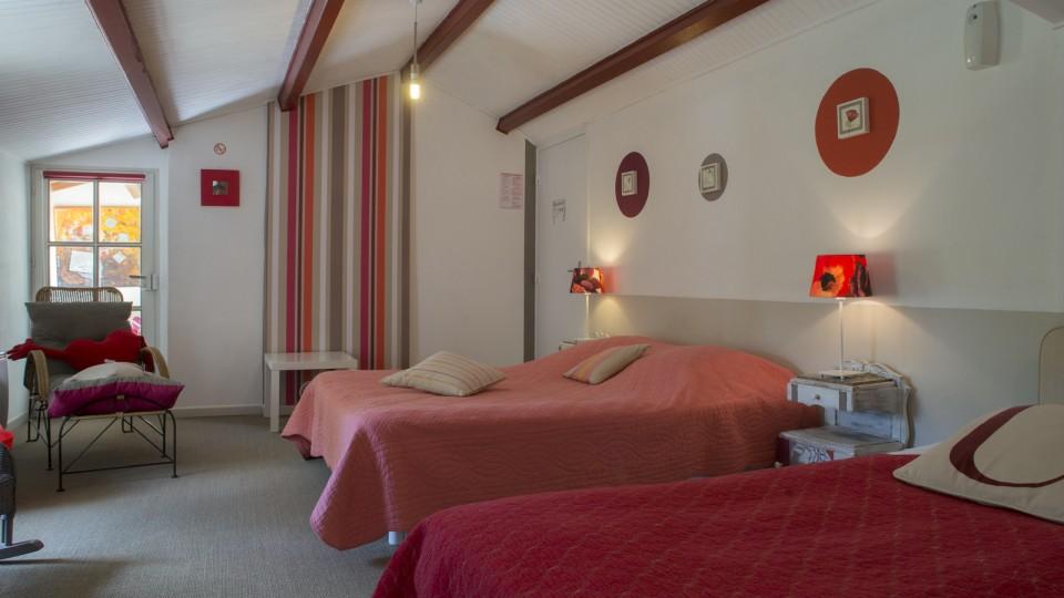 Hotel-Marais-Poitevin-Maison-Flore-Coquelicot-2